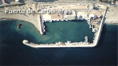 Junta otorga permiso para manipular 100.000 toneladas de hierro en puerto de Carboneras