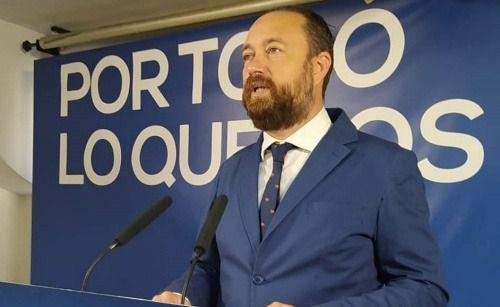 El PP recuerda a Sánchez Teruel que la extracción del mineral la concedió el PSOE en el año 2015