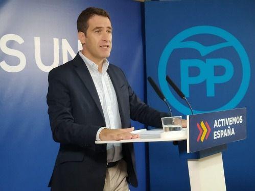 """Castellón: """"Los 93.000 parados almerienses demuestran que la política económica de Sánchez es un fracaso"""""""