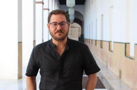 El parlamentario almeriense Diego Crespo es mandado al grupo de no adscritos