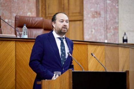 El PP destaca el compromiso que supone que la Junta libre dinero para demoler el Algarrobico