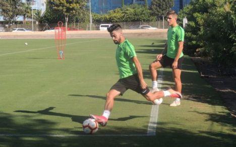 El Almería tendrá una activación física este jueves, día del partido ante el Tenerife