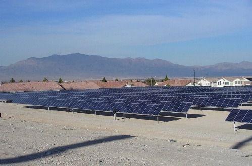 Colaboración de las universidades de Almería, Navarra y California en plantas solares fotovoltaicas