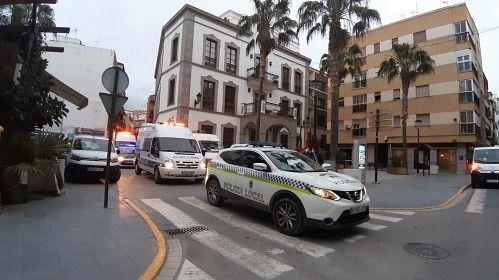 Policía Local de Adra inicia una campaña de control de alcoholemia y drogas