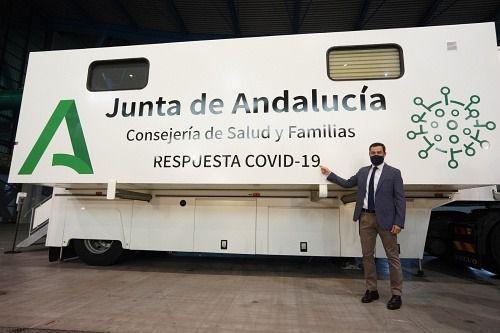 Cribados masivos de #COVID19 en 5 municipios de Almería el miércoles