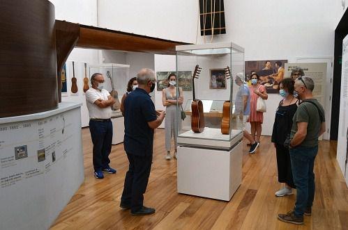 El Museo de la Guitarra celebra talleres infantiles este sábado
