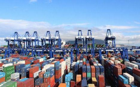 Aumenta el 41% la exportación desde el Puerto de Almería