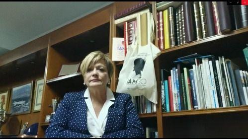 Ayuntamientos de Ciudadanos reconocen la labor de la directora del IAM cesada