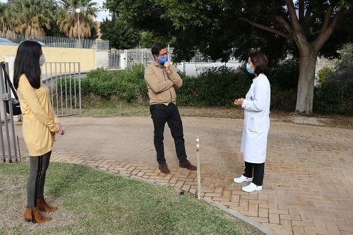 La residencia Ciudad de El Ejido recibirá las primeras vacunas de #COVID19 en Almería