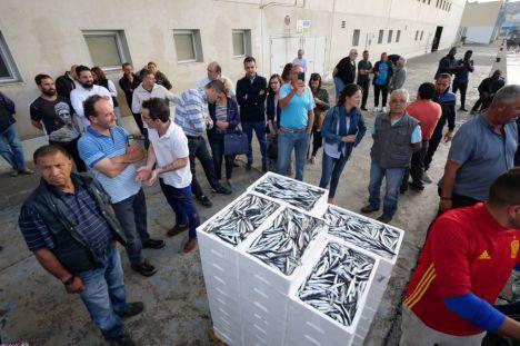 Tragsatec redactará el proyecto del centro de segunda venta de pescado del Puerto de Almería
