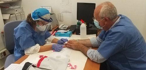 La Junta realizará en Almería 12.590 test a profesionales de la educación