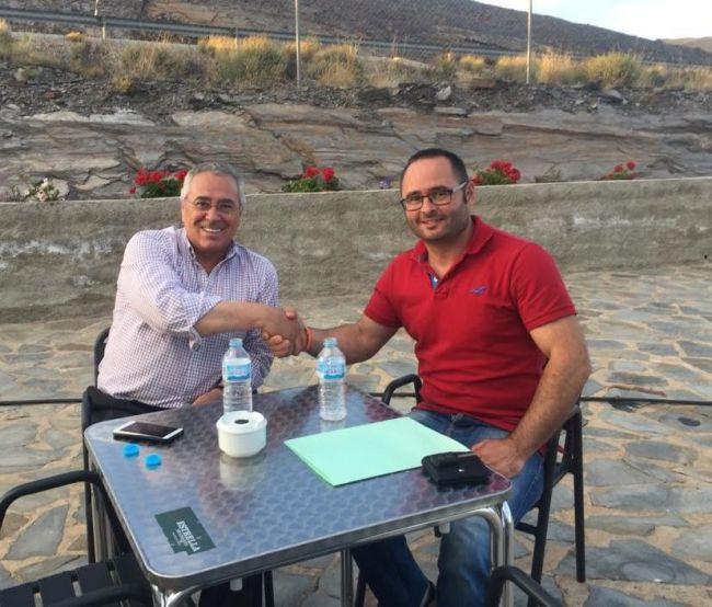 El alcalde del PP de Gérgal destituye al concejal de Cs que debía sucederle en febrero