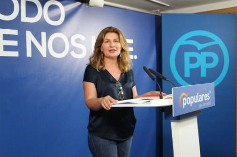 """Espinosa pide al PSOE de Almería que deje de buscar """"ganancias en la pandemia"""""""