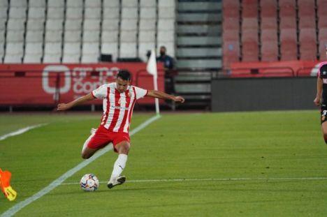 El Almería jugará la Copa ante el Alavés el sábado a las 12 horas