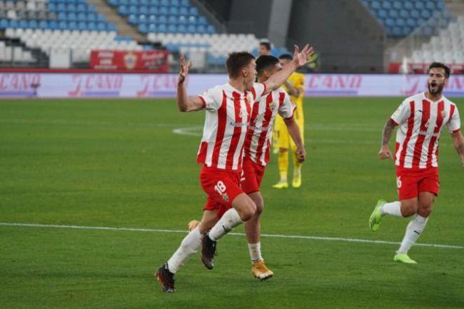 El Almería no estaba en las rondas finales de la Copa desde hace cuatro temporadas