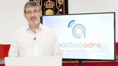 Cortés pide mayor prudencia tras el repunte de casos positivos en Adra