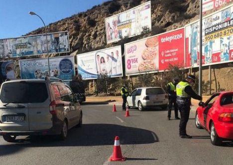 Tasa de incidencia en cada municipio de Almería