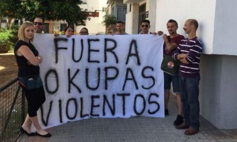 223 okupaciones de viviendas en Almería en 2020