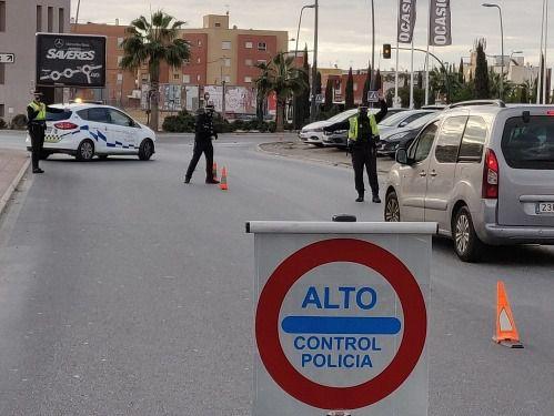 La Policía Local incrementa hasta 148 las denuncias anticovid-19 en un fin de semana