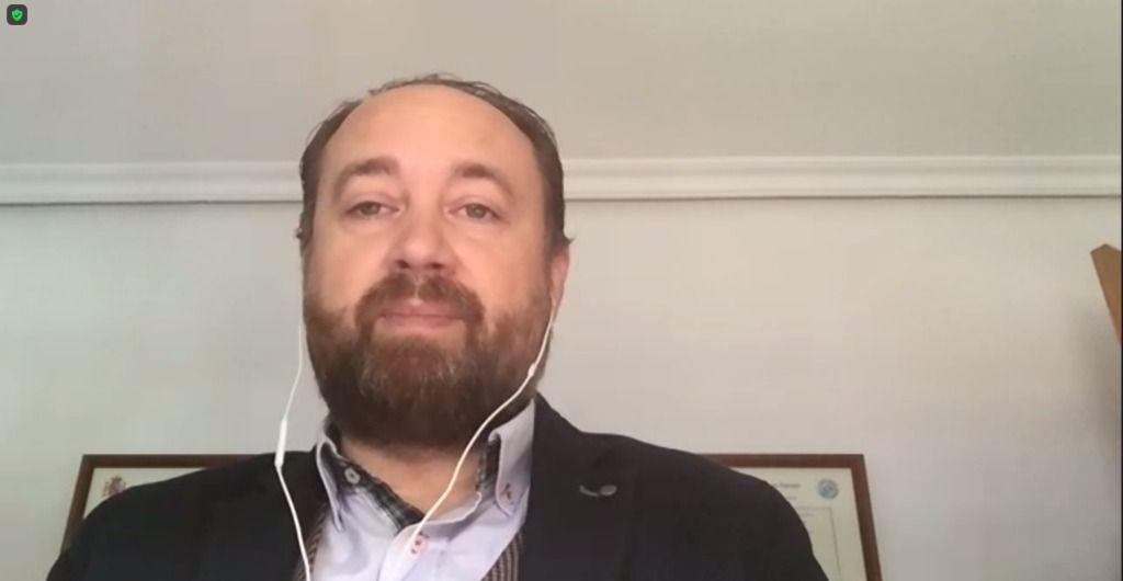Herrera afirma que el Gobierno central no deja a la Junta hacer más contra el covid-19