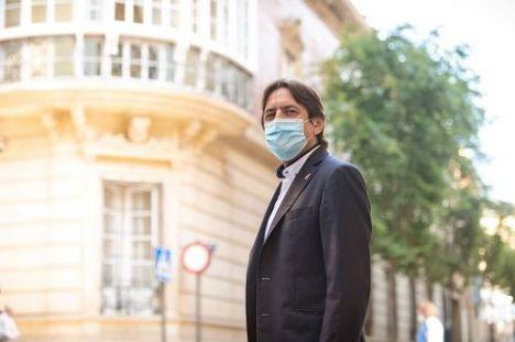Ciudadanos eleva a la Diputación el apoyo de la IGP Jamón de Serón