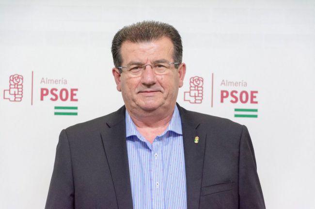 """El PSOE lamenta la """"falta de valentía"""" de Góngora para romper con Vox"""