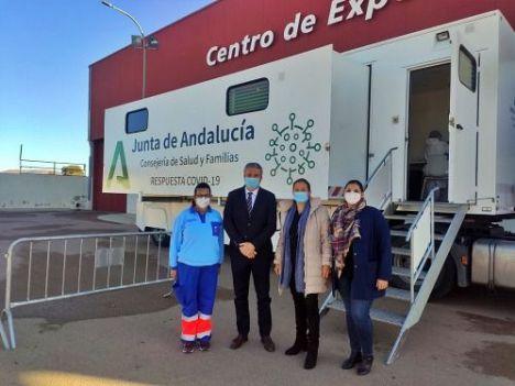 Nuevos cribados poblacionales en municipios de Almería