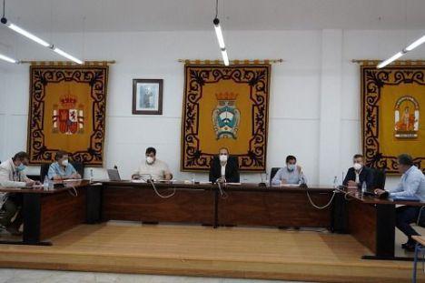 El Ayuntamiento de Carboneras aprueba un presupuesto de 13,7 millones para 2021
