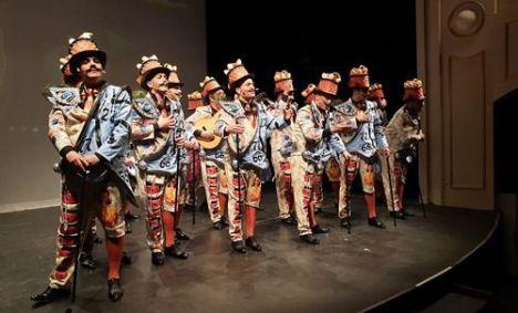 Concurso virtual de disfraces de Carnaval en Berja