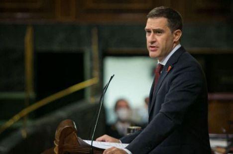 Castellón culpa a Pedro Sánchez y Vox si los Fondos Europeos no llegan a los almerienses