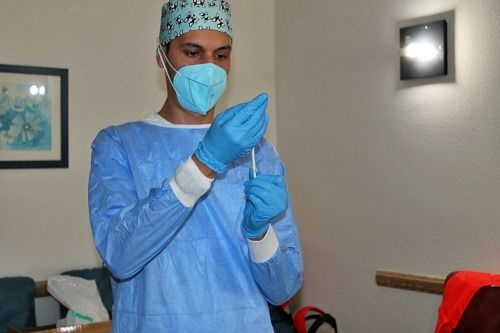 14.000 profesionales se forman en vacunación COVID-19 en Andalucía