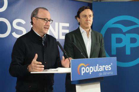 El PP insta a Ábalos a acudir a la reunión de la Sociedad 'Almería Alta Velocidad'