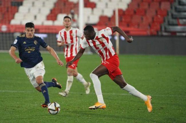 El Almería reanuda los entrenamientos