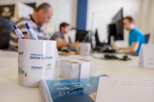 Andalucía Open Future lanza nueva convocatoria en El Cable de Almería