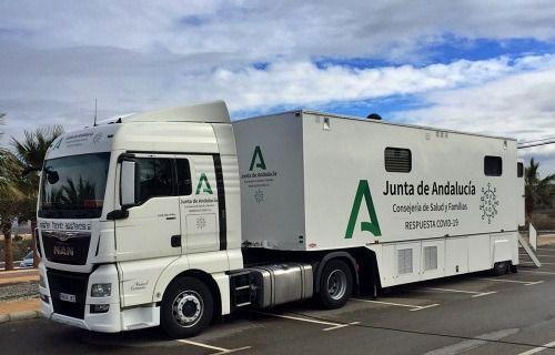 Salud cita esta semana a 909 personas para cribados en Almería