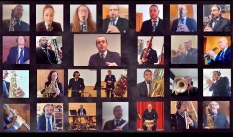 3.000 personas visitan Macael con la Banda Municipal de Música de Almería