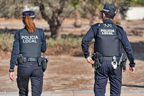 El 57% de los municipios de Almería no tiene policía local