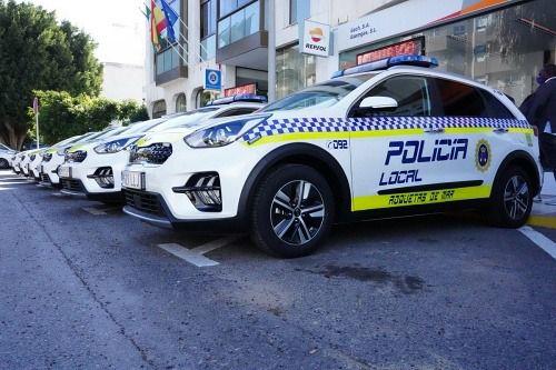 La Policía Local de Roquetas realiza 1.300 controles de confinamiento