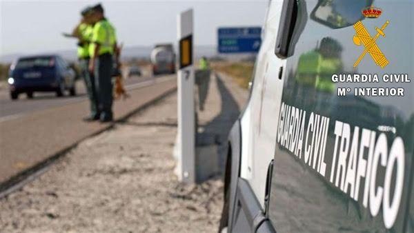 Cortado un sentido de la autovía A-7 en El Ejido por un accidente entre dos camiones