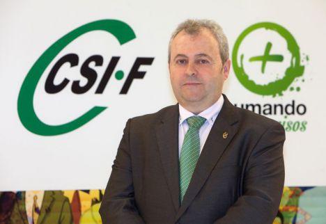 CSIF denuncia una pérdida de 2.500 puestos de empleo público en diez años