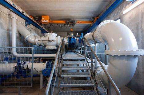 El Gobierno no tiene fecha para recuperar la desaladora del Bajo Almanzora