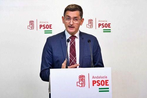 El PSOE reprocha que Moreno Bonilla bloquee los fondos para transición justa para Carboneras