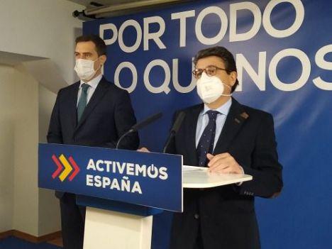 """El PP """"preocupado"""" ante la falta de impulso del Gobierno a la desaladora de Villaricos"""