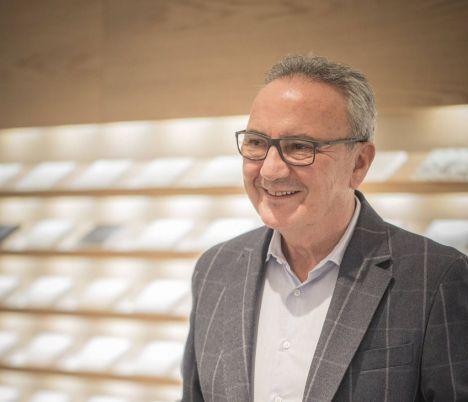 Francisco Martínez-Cosentino obtiene el premio Reino de España a la Trayectoria Empresarial