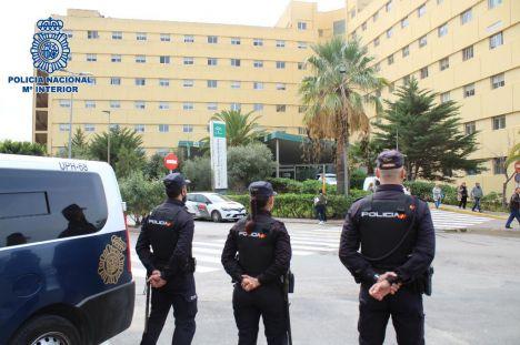 Casi un centenar de agresiones a sanitarios en Almería en plena pandemia