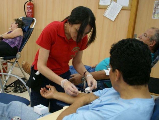 Nueva Cita Con la donación De Sangre De Vícar