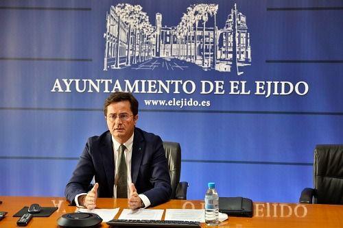 300.000 euros para hacer más accesible la Casa Consistorial de El Ejido