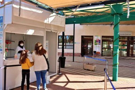 749 profesionales del SAS que se han contagiado de COVID en Almería