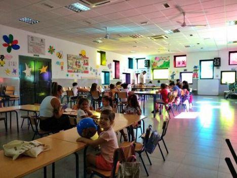 Educación oferta 12.896 plazas para menores de tres años en Almería