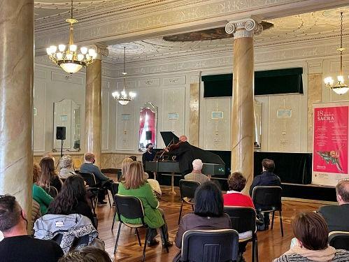 La Orquesta Ciudad de Almería cierra el 18º Ciclo de Música Sacra